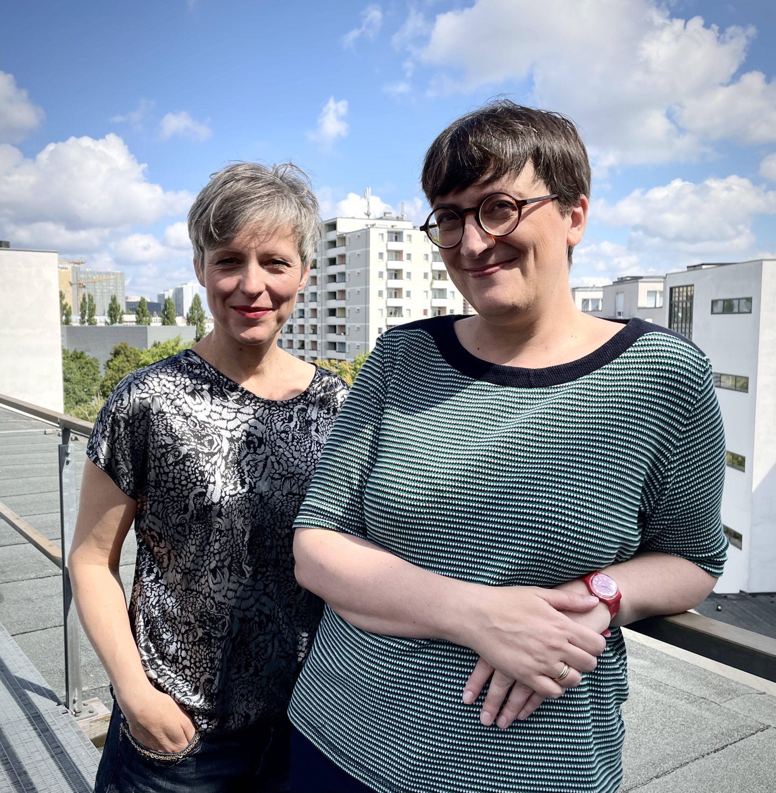 L'Hôtel des Autrices nominé pour le Blauer-Bär 2021 / Hotel des Autrices nominiert für den Blauer-Bär-Preis 2021